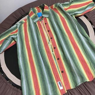 ネイバーフッド(NEIGHBORHOOD)のネイバーフッド 柄シャツ S 半袖(シャツ)
