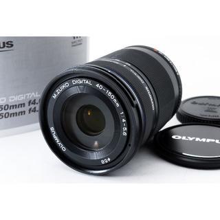 オリンパス(OLYMPUS)のB12★OLYMPUS M.ZUIKO 40-150mm #2010C(レンズ(ズーム))