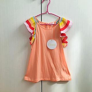 クロエ(Chloe)の新品*chloe クロエ トップス 8(Tシャツ/カットソー)