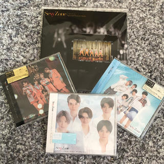 Johnny's - sexyzone CD カラクリだらけのテンダネス/すっぴんKISS