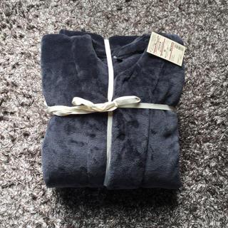 MUJI (無印良品) - 新品タグ付き あたたかファイバー着る毛布パジャマ