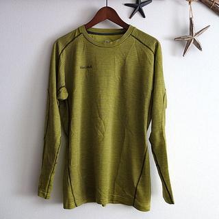 マーモット(MARMOT)のMarmot(マーモット)長袖ボーダーロングTシャツ(Tシャツ/カットソー(七分/長袖))