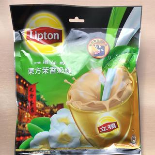 台湾限定 リプトン ジャスミンミルクティー 送料無料(茶)