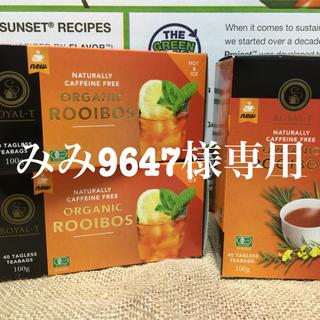 コストコ(コストコ)のROYAL-T ルイボスティー 3箱 ➕ コロンビアTシャツ(茶)