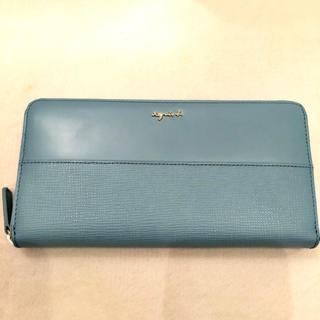 001db62f05e6 アニエスベー 財布(レディース)(ブルー・ネイビー/青色系)の通販 21点 ...