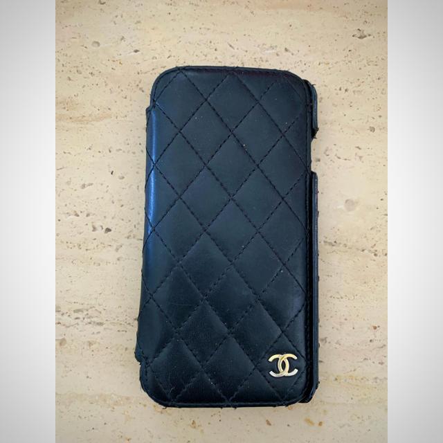iphone7 ケース おしゃれ 女子 | CHANEL - シャネル  iPhone6  ケース   ラムスキン マトラッセの通販 by まさたろう's shop|シャネルならラクマ