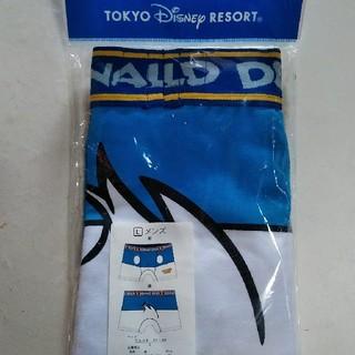 ディズニー(Disney)のteromi様専用🎵Tokyo Disney Resort✨ドナルド🎶パンツ(ボクサーパンツ)