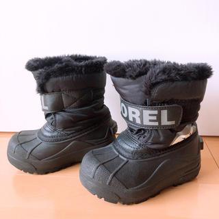 ソレル(SOREL)のtakotako98521様専用☆ソレル スノーブーツ 14センチ(ブーツ)
