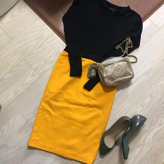 ルシェルブルー(LE CIEL BLEU)のルシェルブルー  タイトスカート  (ひざ丈スカート)