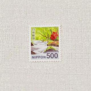 500円切手×10枚