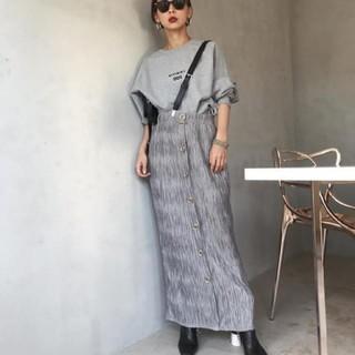 アメリヴィンテージ(Ameri VINTAGE)の新品タグ アメリヴィンテージ スカート(ロングスカート)