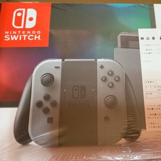 ニンテンドースイッチ(Nintendo Switch)のニンテンドースイッチ グレー(家庭用ゲーム本体)