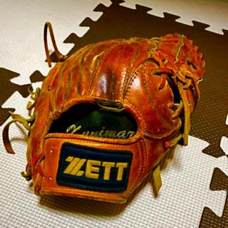 ZEET プロステイタス オーダーグローブ  内野手