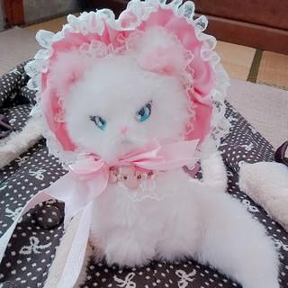 アンジェリックプリティー(Angelic Pretty)のきまぐれ cat ぬいぐるみ(ぬいぐるみ)