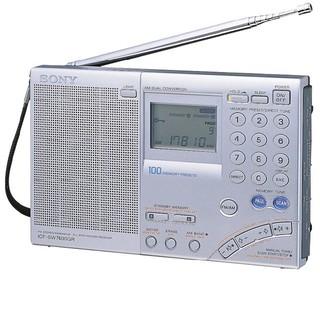 ソニー(SONY)のSONY ICF-SW7600GR FMラジオ(ラジオ)