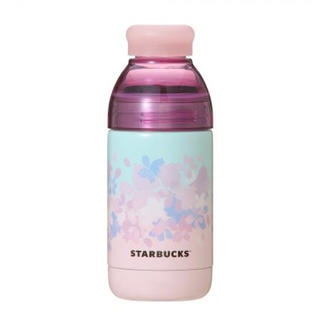 スターバックスコーヒー(Starbucks Coffee)のSAKURA2019ダブルウォール ステンレス ボトル グレース スタバ サクラ(タンブラー)
