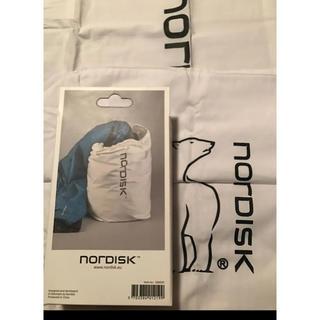 スノーピーク(Snow Peak)のNORDISK ノルディスク コットン ストレージバッグ 寝袋収納 道具入れ(寝袋/寝具)