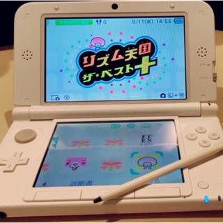 ニンテンドー3DS(ニンテンドー3DS)の任天堂3DS LL(携帯用ゲーム本体)