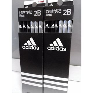 adidas - adidas uni かきかた鉛筆 2B  2ダース