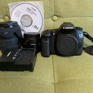 キヤノン(Canon)のCanon EOS70d(デジタル一眼)
