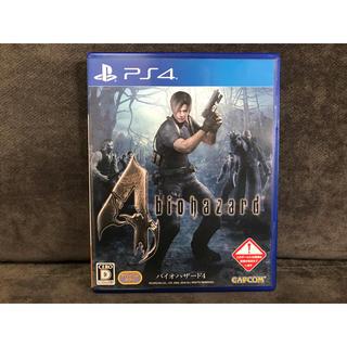 PlayStation4 - バイオハザード 4 ps4