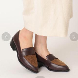 ガリャルダガランテ(GALLARDA GALANTE)のCOLLAGE GALLARDAGALANTE ローファー (ローファー/革靴)
