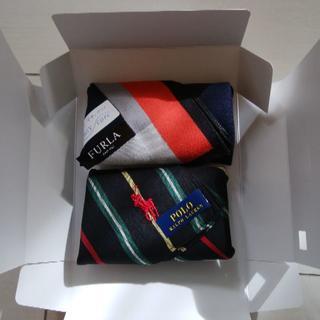 ラルフローレン(Ralph Lauren)のメンズハンカチ2枚セット(ハンカチ/ポケットチーフ)
