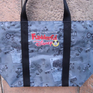 ディズニー(Disney)のディズニー 35周年 ファンダフルディズニー トートバッグ(その他)