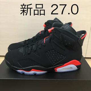ナイキ(NIKE)のNike air jordan 6 retro infrared og(スニーカー)
