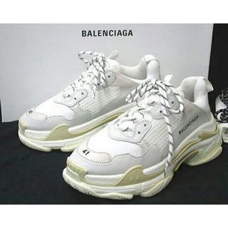 バレンシアガ(Balenciaga)の新品 BALENCIAGA スニーカー(スニーカー)
