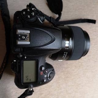 Nikon - ニコン D800E + タムロン85mm f1.8
