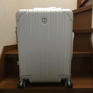 未使用 メルセデスベンツ アルミスーツケース(トラベルバッグ/スーツケース)