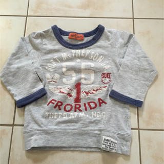 アカチャンホンポ(アカチャンホンポ)の最終値下げ‼️ロングティーシャツ 80 春物(Tシャツ)