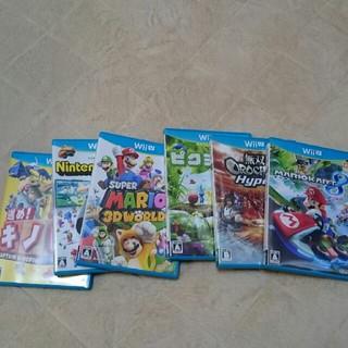 Wii U - マリオカート8 など WiiU ソフト