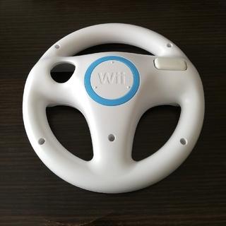 ウィー(Wii)のWii ハンドル(家庭用ゲーム本体)