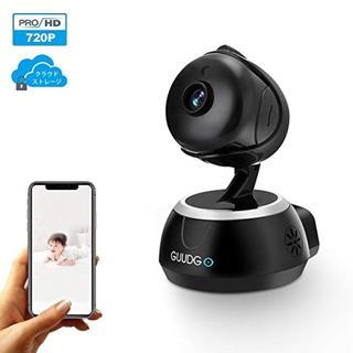 防犯 カメラ WIFI ネットワークカメラ セキュリティカメラ CLOUD ク(防犯カメラ)
