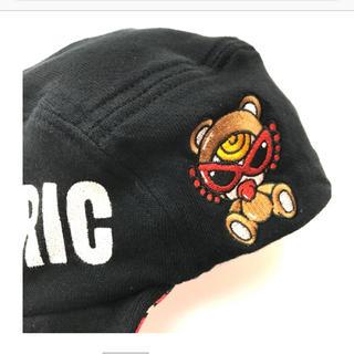 ヒステリックミニ(HYSTERIC MINI)のテディ 帽子(帽子)