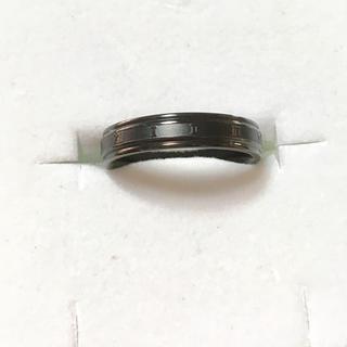 ブラック リング(リング(指輪))