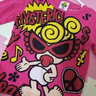 ヒステリックミニ(HYSTERIC MINI)のHYSTERIC MINI ♡(Tシャツ)