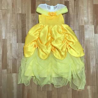 Disney - ビビディバビディブティック 100cm ドレス ベル 美女と野獣 ワンピース