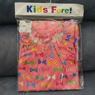 キッズフォーレ(KIDS FORET)のKids Foret  130㎝エプロン(スモック)&三角巾セット(その他)