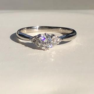★極上★最高品質★VVS2★  プラチナ ダイヤモンドリング(リング(指輪))