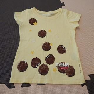 ユニクロ(UNIQLO)の【110】ユニクロ エンゼルパイTシャツ(Tシャツ/カットソー)