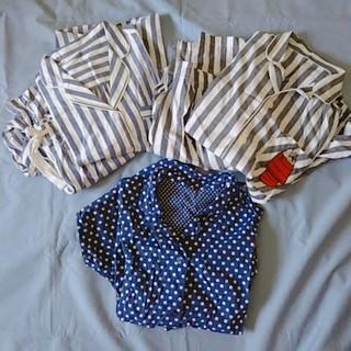 ジーユー(GU)のパジャマセット UNIQLO GU 半袖 上下セット(パジャマ)