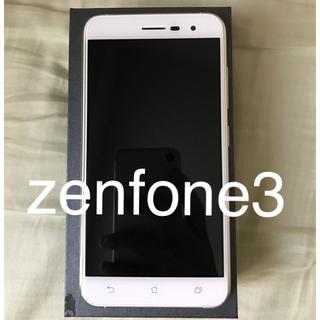 ASUS - ZenFone3 simフリー