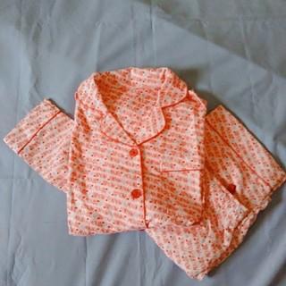 ジーユー(GU)のパジャマ GU ミッキー 長袖長ズボン(パジャマ)