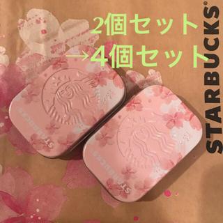 スターバックスコーヒー(Starbucks Coffee)のはなさん専用スターバックス アフターコーヒーミント(SAKURAFUL)2→4点(小物入れ)