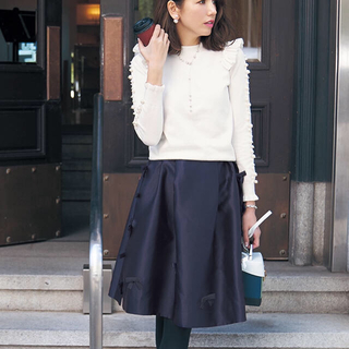 チェスティ(Chesty)の♡Chesty♡リボンスカート(ひざ丈スカート)