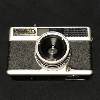 フジフイルム(富士フイルム)のFUJICA  COMPACT35(フィルムカメラ)
