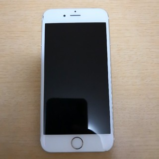アイフォーン(iPhone)の【☆早い者勝ち☆】SIMフリー Apple iPhone 6 16GB ゴールド(スマートフォン本体)